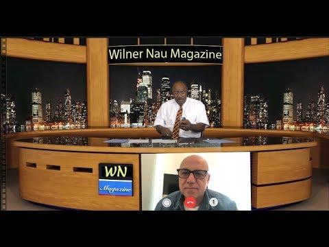 Wilner Nau, Face à Face Avec Reginald Boulos