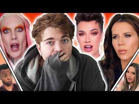 Shane Dawson RESOLVES Series Controversy! James Charles & Tati FEUD Is Over! (Celeb Lowdown) thumbnail