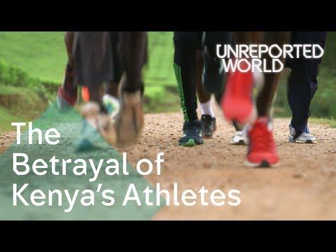 The Betrayal of Kenya's Athletes   Unreported World