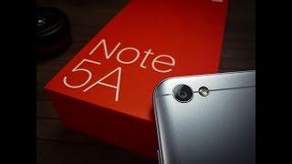 Дешевле только даром — Xiaomi Redmi Note 5A