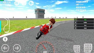 PAW Ryder Moto Racing 3D Game - Patrol Games for Children #Bike Games To Play