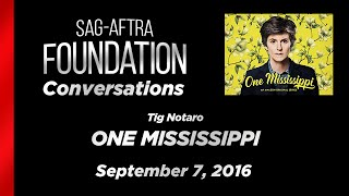 Conversations with Tig Notaro of ONE MISSISSIPPI