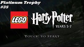 Platinum Trophy #35- Lego Harry Potter: Years 5-7 (Vita)