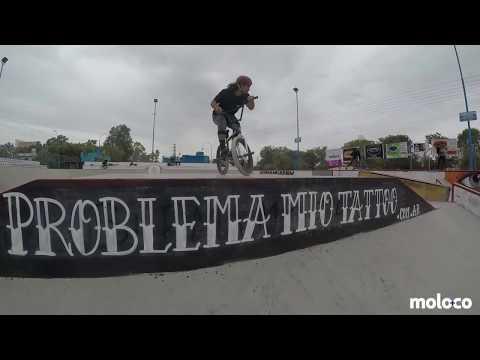 Emma Silva BMX - Molo+co Producciones