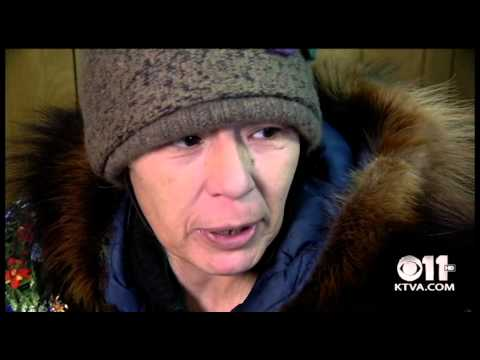 Frontiers Inupiat Language story for KTVA 11 News