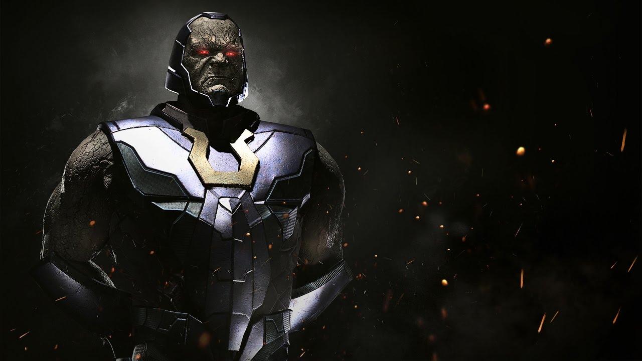 injustice 2 introducing darkseid