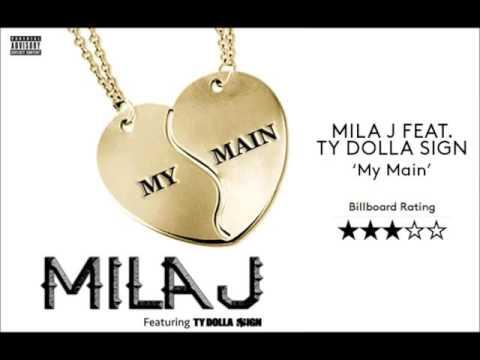 Mila J - My Main -  Instrumental - Bass Boosted