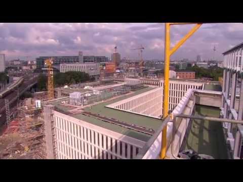 Neubau des Bundesinnenministeriums