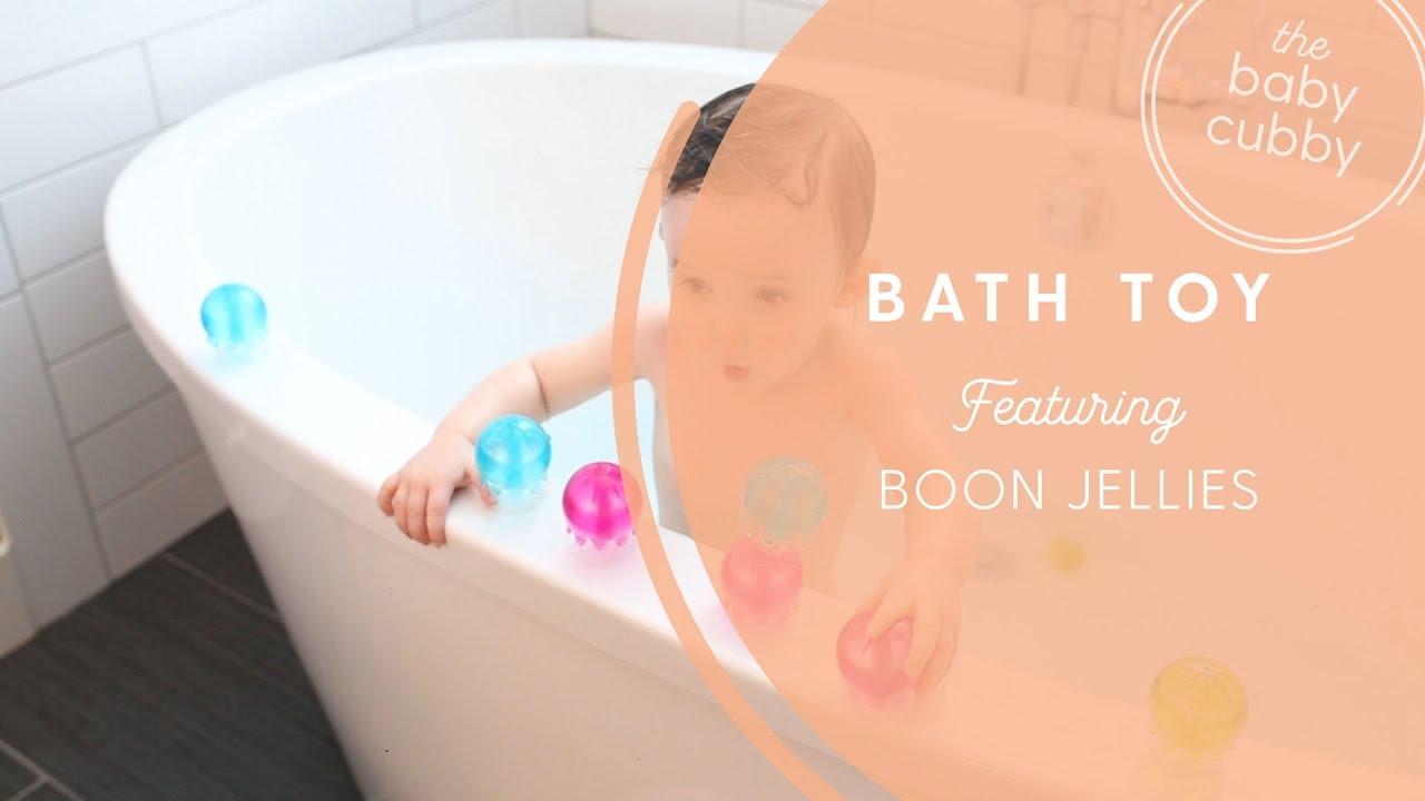 Bath Toys Boon JELLIES Suction Cup Bath Toys