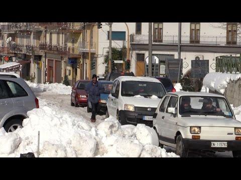 Más de 60 muertos por la ola de frío polar en Europa