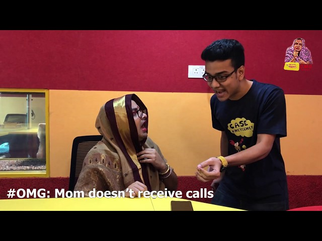 OMG - O Maa Go - S02E18 - Maa Does Not Recieve Calls