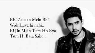 Main Agar Kahoon/Bol Do Na Zara | T-Series Mixtape | Armaan Malik & Jonita Gandhi (Lyrics)