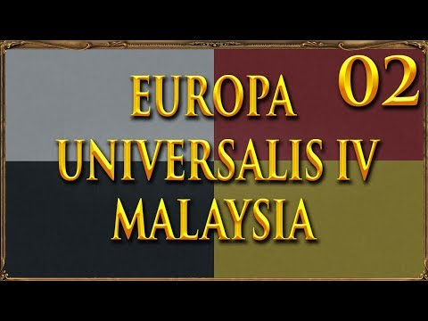 Europa Universalis IV Malaysia 02 (Let's Play / Deutsch)