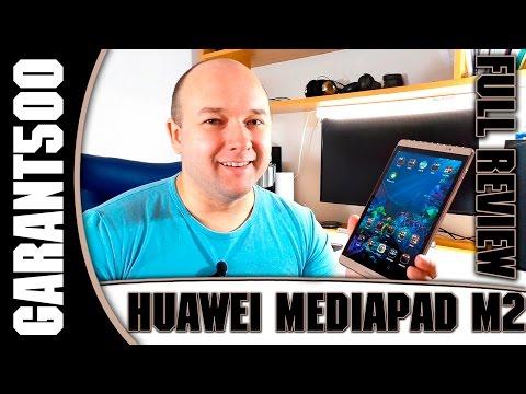 Huawei MediaPad M2 GOLD! Обзор Золота с Шикарным голосом!