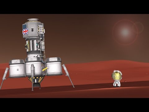 KSP Duna and Back | The Future of my Channel