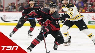 Ferraro: If Hurricanes don't match Aho's offer sheet, when will they ever be a good team?