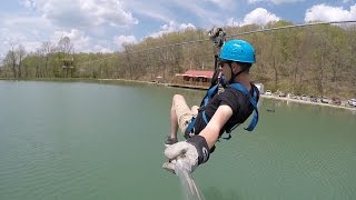Epic Zipline Adventure!