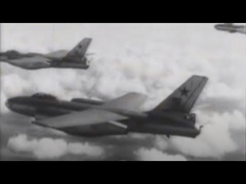 Ilyushin Il-28 & Tupolev Tu-14 Soviet bombers