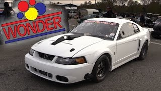2000hp Twin Turbo Terminator Cobra Goes Unhinged - MUST SEE MUSTANG!!