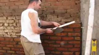 asha society delhi-a team from Ballymena building a house in Savda Ghevra