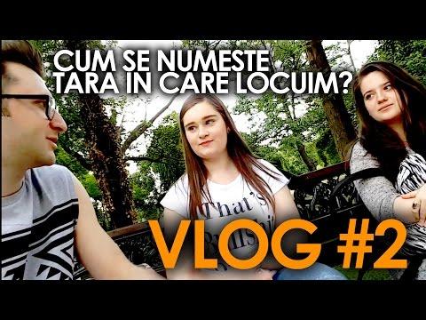 CUM SE NUMESTE TARA IN CARE TRAIM? Vlog #2
