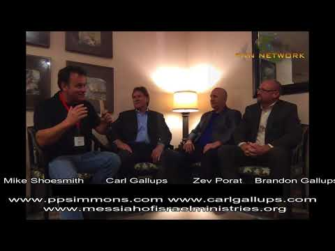 """Miracles and """"ONE NEW MAN"""" Unity at Boise Idaho Prophecy Conference!"""