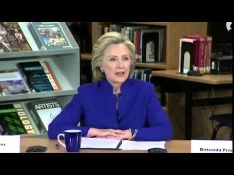 2016 Hillary Clinton Campaign Ad - Strong For Immigration Reform