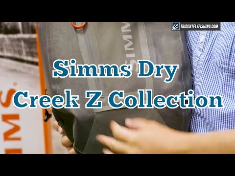 Simms Dry Creek Z Collection  Rich Hohne Insider