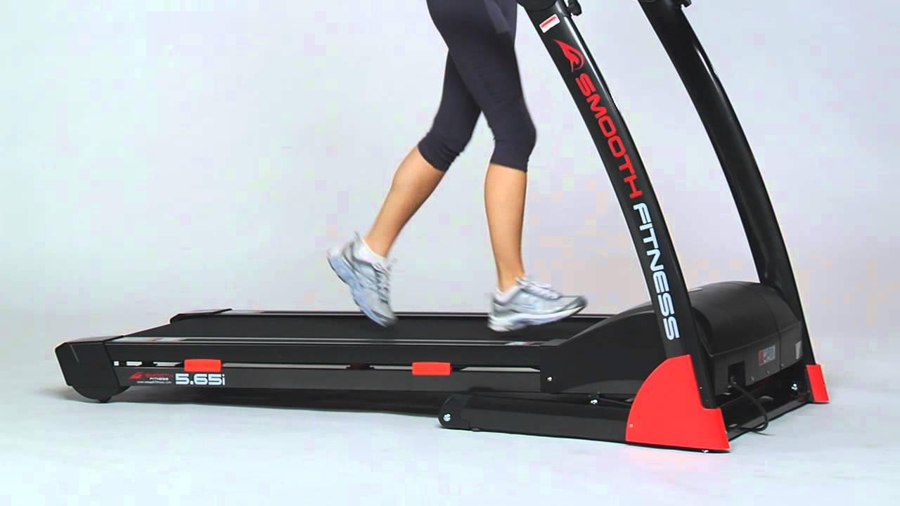 Best Treadmill Brands - Smooth Fitness Treadmill