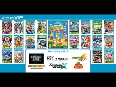 Best And Most Notable Wii U Games The Lwt Wiiu Post