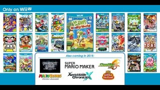 Best and Most Notable Wii U games (The LWT WiiU Post Mortem)