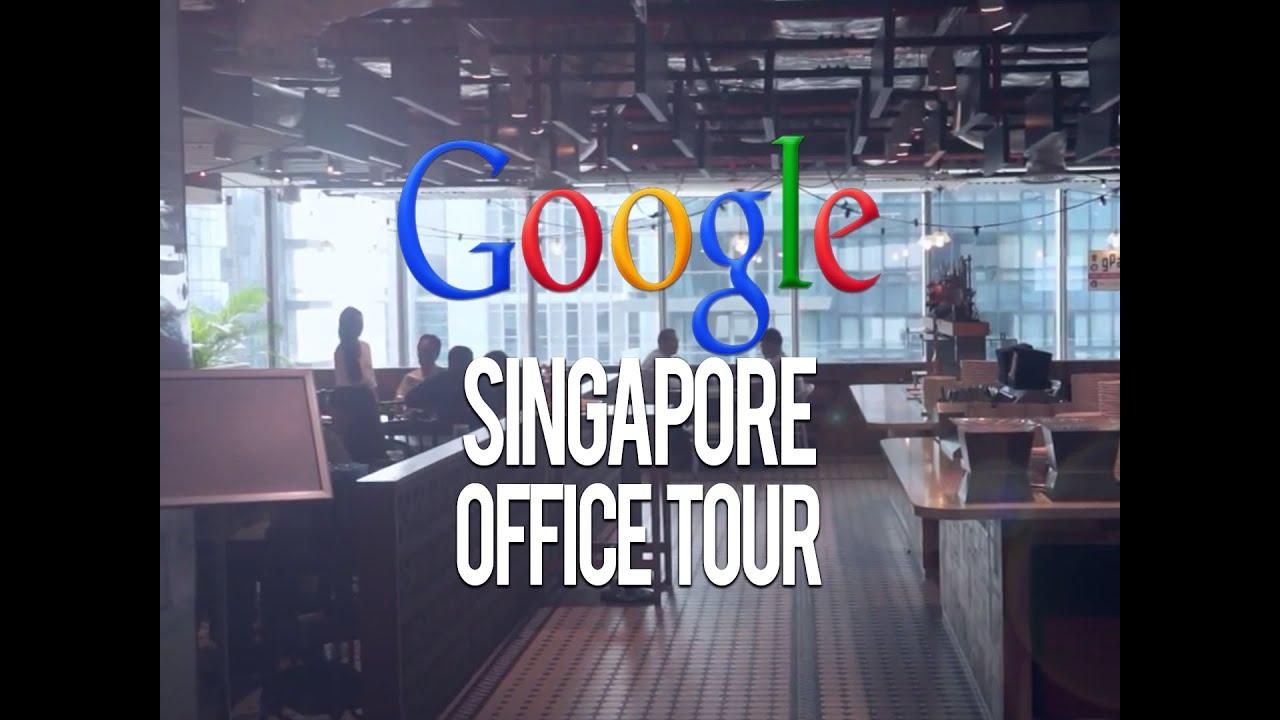 Google Singapore Office Tour - Coolest Places in Singapore ...