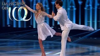 Donna and Mark put the Donna in Madonna's 'Frozen'!   Dancing On Ice 2018 thumbnail