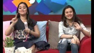 Persahabatan Aaliyah Massaid & Aurel Hermansyah Mirip Kendall-Keyllie Jenner