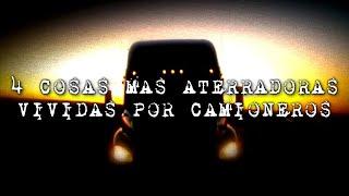 4 Cosas Más Aterradoras Vividas por Camioneros en Altas Horas de la Noche