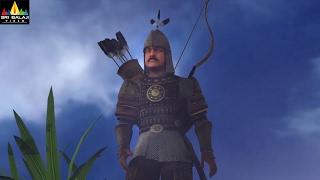 Mega 150 Game Concept Trailer | Chiranjeevi, #KhaidiNo150MobileGame | Sri Balaji Video