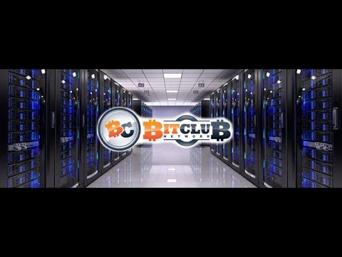 Earn Bitcoin Daily w BitClub Network  Iceland Data Center Sneek Peek