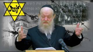 מי באמת עומד מאחורי עליית היטלר לשלטון ב1933? הרב יוסף בן פורת HD