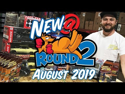 Round 2 August 2019 Product Spotlight