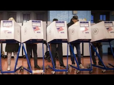Voters in all-important state of Florida head to the polls