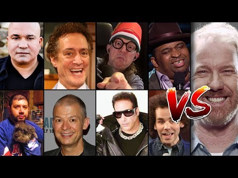 Everyone vs Opie 2 (Timestamps, Dice, Patrice O'Neal, Bobo, Jim and Sam, Chip, Anthony)