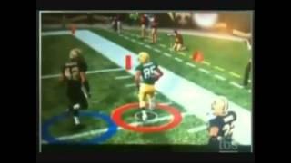 Repeat youtube video Marshawn Lynch Determination + Greg Jenning broken leg