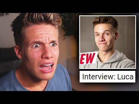 FAKE  CONCRAFTER INTERVIEW 😳 (WTF - ich reagiere...)