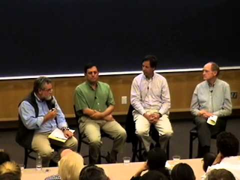 Bren Faculty Panel - Water and the Effects of Drought in California
