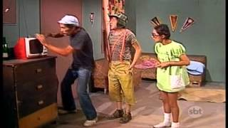 Chaves 4 episodios SBT 03/03/2015