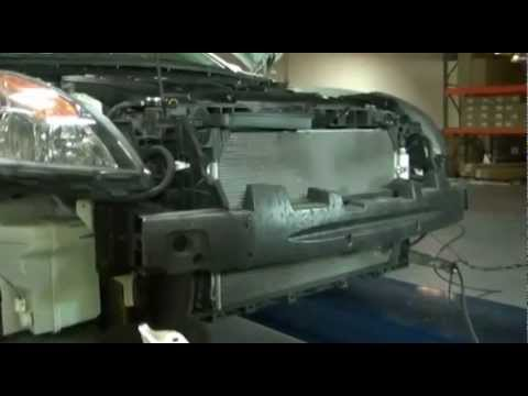 Spyder Auto Installation: 2007-12 Altima 4-Door Sedan LED Fog Lights ...