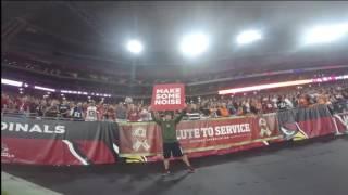 NFL Flag Running 2015 - Arizona Cardinals