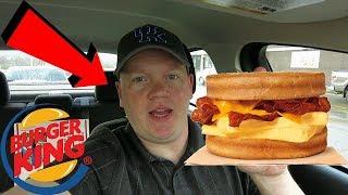 Video Burger King Breakfast Sourdough King Double Bacon (Reed Reviews) download MP3, 3GP, MP4, WEBM, AVI, FLV Mei 2018