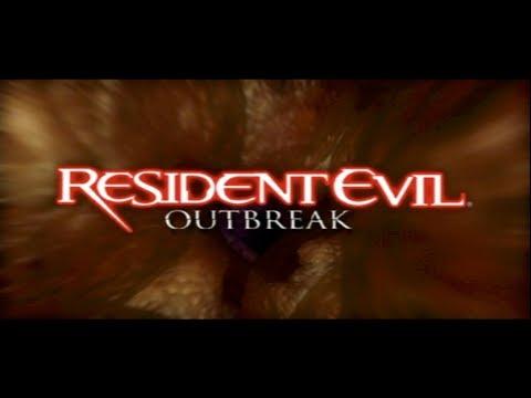 Resident Evil: Outbreak All Cutscenes (Long Version)