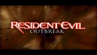 Resident Evil: Outbreak All Cutscenes (Long Version)